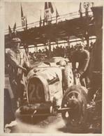 """10081-COPPA """"ACERBO""""-1927-PILOTA U. PUGNO-CASALE MONFERRATO-FOTO - Automobili"""