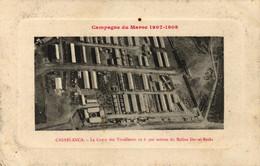 MAROC - CASABLANCA - Le Camp De Tirailleurs Vu à 3000 Mètres Du Ballon Dar-el-Beida - Casablanca