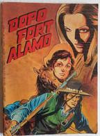 MAGO WEST-DOPO FORT ALAMO N. 7 DEL APRILE 1977  - EDIZIONI  MONDADORI (CART 49) - Prime Edizioni