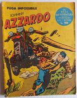 JOHNNY AZZARDO  N.21  DEL  25  FEBBRAIO 1964  - EDIZIONI  VITA (CART 49) - Prime Edizioni