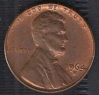 USA 1 CENT - 1964 - Other - America