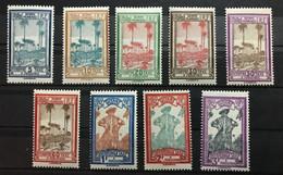 GUYANE 1929 - NEUF**/MNH - Série Complète YT  TAXE 13 / 21 - LUXE - RARE - CV 16 EUR - Nuovi