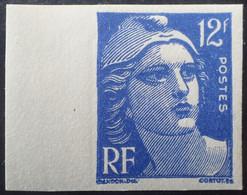 R1491/191 - 1949 - TYPE MARIANNE DE GANDON - N°812 NEUF* BdF - Ongetand