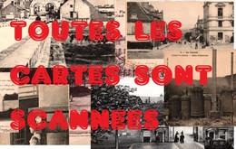 Lot 56 Cartes Postales Sur Les Bateaux De Guerre Et Sous-marins (toutes Cartes Scannées) - Warships