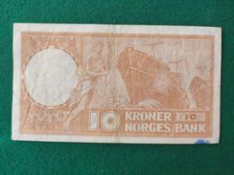 Norvegia 10 Kroner 1972 - Norway