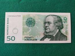 Norvegia 50 Kroner 1996 - Norway