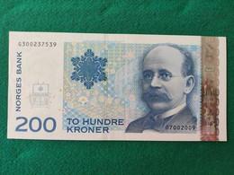 Norvegia 200 Kroner 2009 - Norway