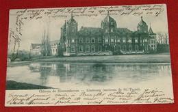 SINT TRUIDEN - SAINT TROND  - Château De Nieuwenhoven -  1902  - - Sint-Truiden