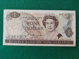 Nuova Zelanda 1 Dollar 1968/75 - New Zealand