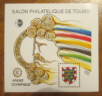 France 1992 Feuillet CNEP Année Olympique Neuf ** Neuf ** - CNEP