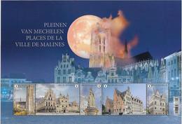 Belg. 2021 - Places De La Ville De Malines ** - Nuovi