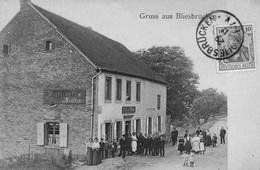 Gruss Aus BLIESBRUCKEN - Wirtschaft Von Frau Adele Peiffer - Très Belle Carte Rare Et Animée - Andere Gemeenten