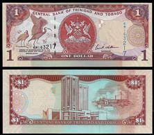 TRINIDAD AND TOBAGO BANKNOTE - 1 DOLLAR 2006 P#46 UNC (NT#02) - Trinidad & Tobago