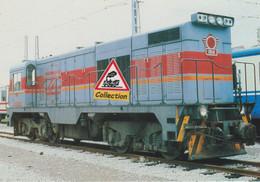 Diesel Alsthom 1614 Pour Voie Métrique, à Santander (Espagne) - - Zubehör