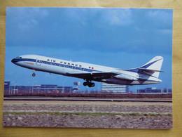 AIR FRANCE  CARAVELLE  F-BHRP - 1946-....: Era Moderna