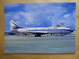 AIR FRANCE  CARAVELLE  F-BJTQ - 1946-....: Era Moderna