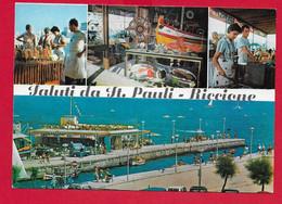 CARTOLINA NV ITALIA - Saluti Da ST. PAULI - RICCIONE - Ristorante - 10 X 15 - Hotels & Gaststätten