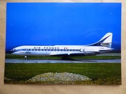 AIR FRANCE  CARAVELLE  F-BHRC - 1946-....: Era Moderna