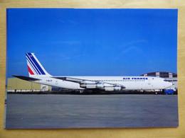 AIR FRANCE  B-707   F-BLCK - 1946-....: Era Moderna