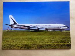 AIR FRANCE  B-707   F-BHSP - 1946-....: Era Moderna