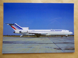 AIR FRANCE  B-727   F-GCDF - 1946-....: Era Moderna