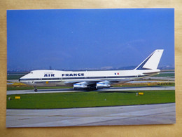 AIR FRANCE   B 747   N28366 - 1946-....: Era Moderna