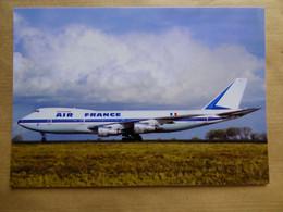 AIR FRANCE   B 747   N40116 - 1946-....: Era Moderna