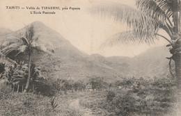 Tahiti (3990) Vallée De PIPAERNI,prés Papeete - L'Ecole Pastorale - French Polynesia