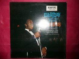 LP33 N°8068 - JOE WILLIAMS & COUNT BASIE - EVERDAY I HAVE THE BLUES - Blues