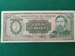 Paraguay 100 Guaranies 1952 - Paraguay