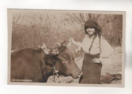+4596, FOTO-AK, WK I, Ca. 1915,  Rumänien, Karpaten, - Rumania