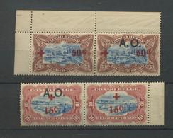 Très Rare. Croix Rouge 1918  Un Timbre Sans AO. Qualité ** - 1916-22: Mint/hinged