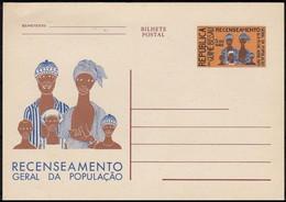 (045) Guinea Bissau  1979 / Census Stationery / Postcard / Read Text  ** / Mnh  Michel - Guinea-Bissau