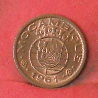 MOZAMBIQUE 10 CENTAVOS 1961 -    KM# 83 - (Nº41222) - Mozambique