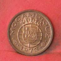 MOZAMBIQUE 20 CENTAVOS 1973 -    KM# 88 - (Nº41223) - Mozambique