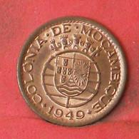 MOZAMBIQUE 20 CENTAVOS 1949 -    KM# 75 - (Nº41224) - Mozambique