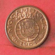 MOZAMBIQUE 20 CENTAVOS 1961 -    KM# 85 - (Nº41225) - Mozambique