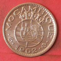 MOZAMBIQUE 1 ESCUDOS 1962 -    KM# 82 - (Nº41228) - Mozambique