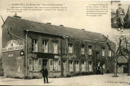 CPA - BAZEILLES -MAISON DES DERNIERES CARTOUCHES - Other Municipalities