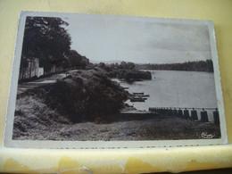 24 8529 CPA 1939 - VUE DIFFERENTE N° 1 - 24 BERGERAC. LES RIVES DE LA DORDOGNE - BARQUES. - Bergerac