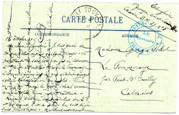 "FRANCE.1915. ""AVIATION MILITAIRE-ESCADRE B.M."" - WW I"