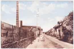 Gournay-en Caux - La Route De Saint-Laurent Et L'Epicerie - Other Municipalities