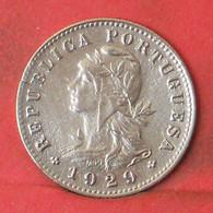 SAINT THOMAS Y PRINCIPE 20 CENTAVOS 1929 -    KM# 3 - (Nº41235) - Sao Tome And Principe