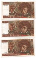 FRANCE -BERLIOZ - 10 Francs Du 4 04 1974( B.38 )  ( Numéros A La Suite )  -Fayette N° 63   Bon état - 10 F 1972-1978 ''Berlioz''