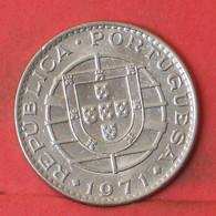 MOZAMBIQUE 20 ESCUDOS 1971 -    KM# 87 - (Nº41247) - Mozambique