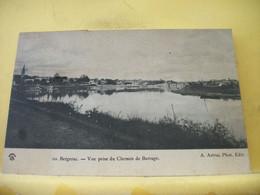 24 8369 CPA 1906 - VUE LEGENDE DIFFERENTE N° 1 - 24 BERGERAC. VUE PRISE DU CHEMIN DU BARRAGE. - Bergerac