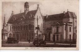 NOYON - L'HOTEL DE VILLE - Noyon