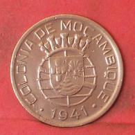 MOZAMBIQUE 20 CENTAVOS 1941 -    KM# 71 - (Nº41250) - Mozambique