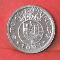 SAINT THOMAS Y PRINCIPE 10 CENTAVOS 1971 -    KM# 15a - (Nº41254) - Sao Tome And Principe