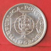 GUINÉ 20 ESCUDOS 1952 - ***SILVER***   KM# 11 - (Nº41257) - Guinea-Bissau
